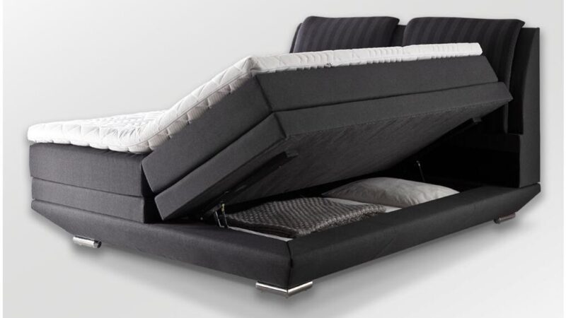 Box Spring Bed with Bed Box Part I
