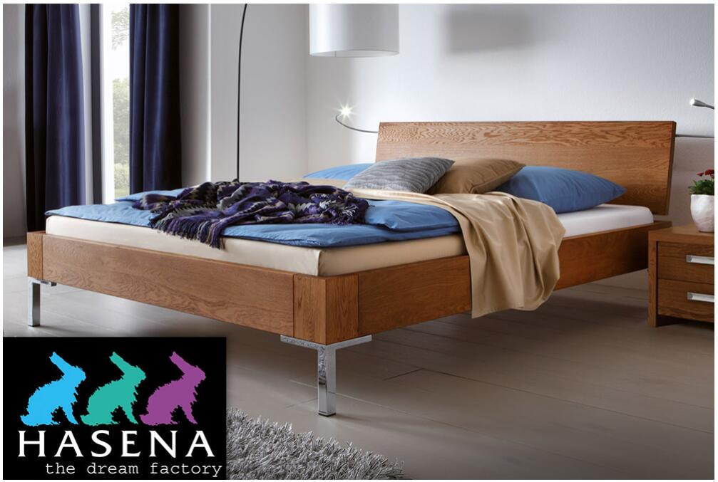 Beds and Bedroom Furniture from Hasena